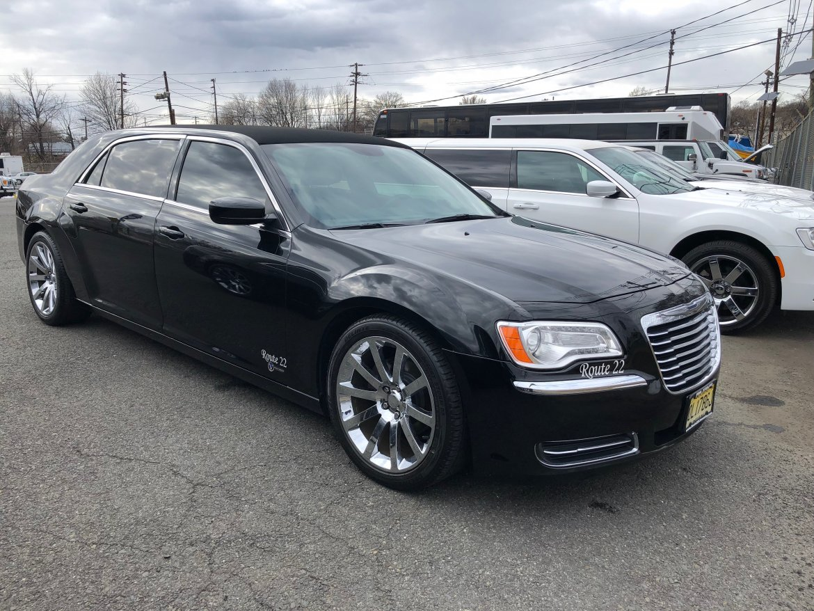 "Sedan for sale: 2014 Chrysler 300 Long Door 20"" by SPV Reduced price with 25k miles"