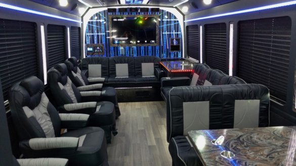 Ford F 550 For Sale >> 151 Party Buses and Limo Buses For Sale | We Sell Limos