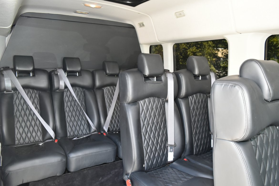 Ford Transit 12 Passenger Van >> New 2017 Ford Transit Luxury Van for sale #WS-10732 | We Sell Limos
