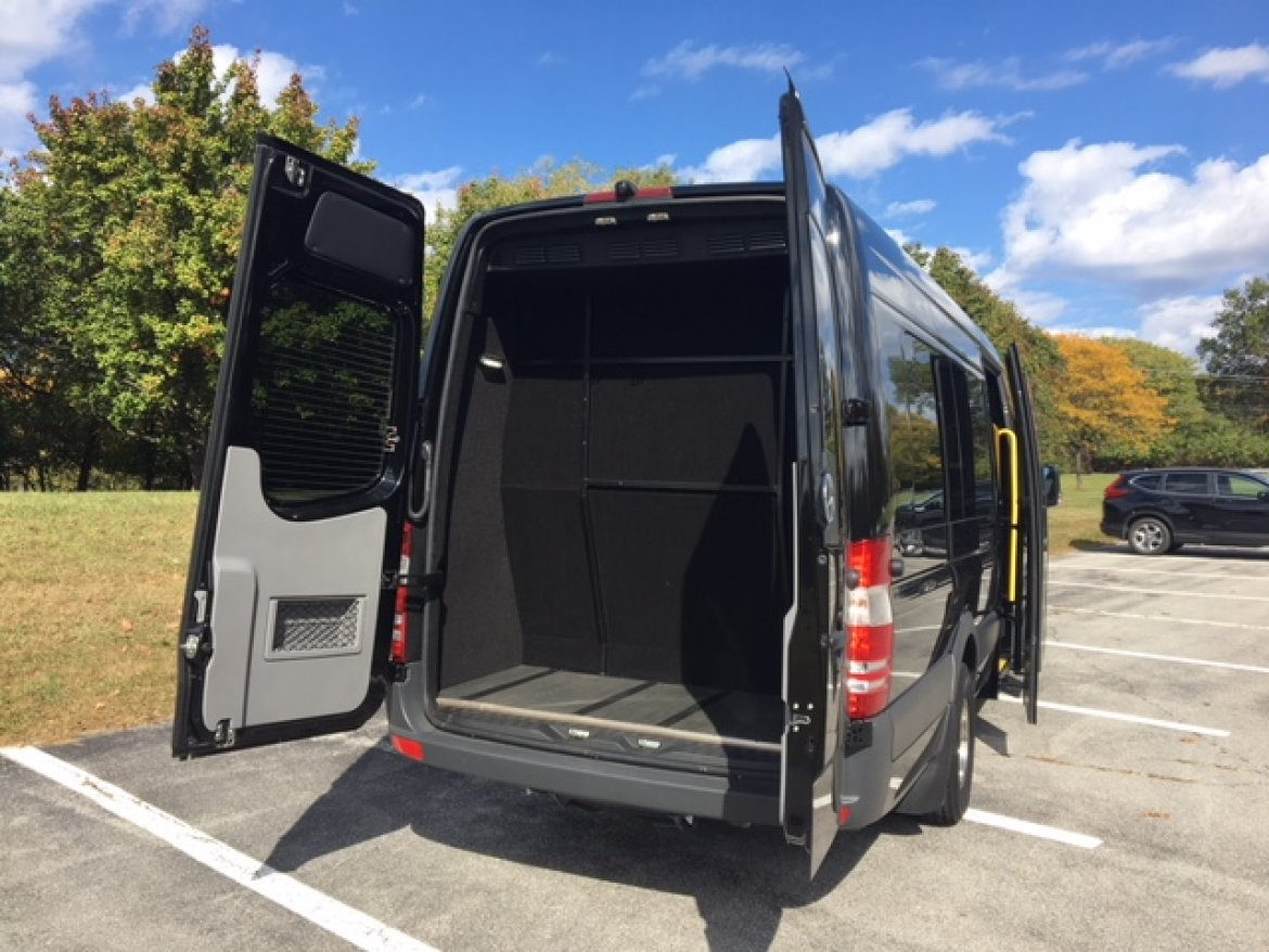 Photo of Sprinter for sale: 2016 Mercedes-Benz Sprinter by McSweeney