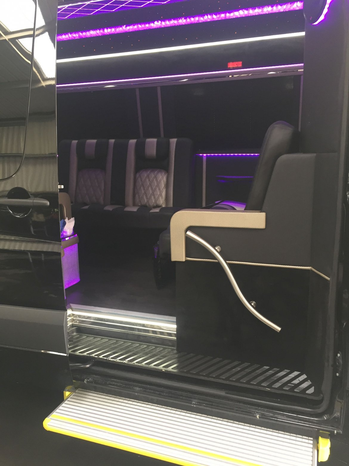 Photo of Sprinter for sale: 2017 Mercedes-Benz Sprinter 3500 Stretch  by American Limousine Sales