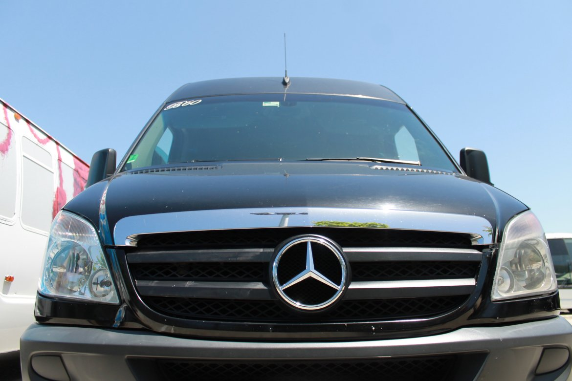 Used 2010 mercedes benz sprinter for sale ws 10750 we for Mercedes benz sprinter used for sale