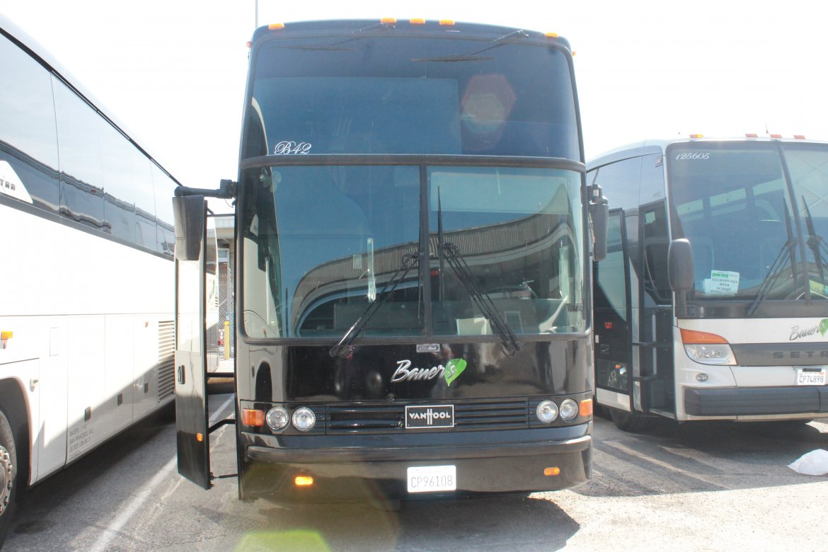 Limo Bus for sale: 1998 Van Hool T2145 45""