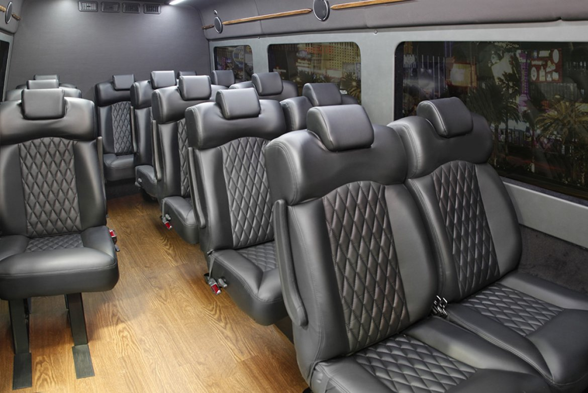 Sprinter for sale: 2017 Mercedes-Benz Shuttle by Royale