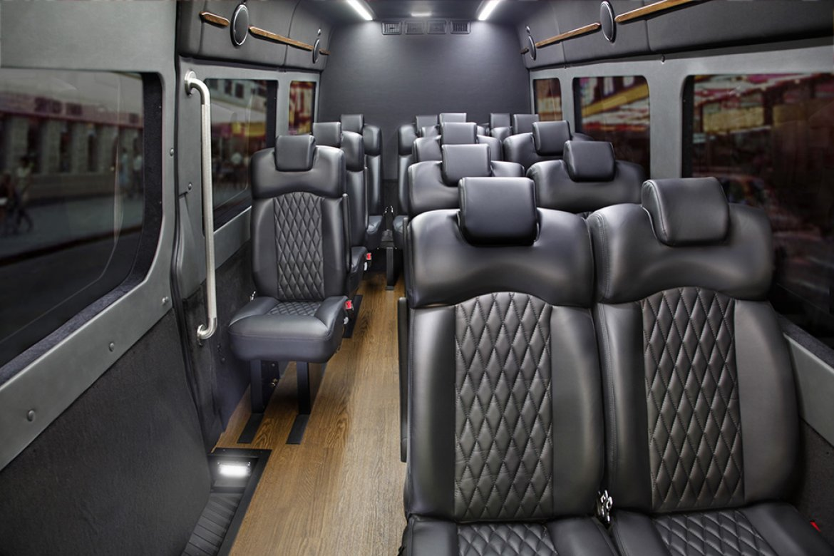 Photo of Sprinter for sale: 2017 Mercedes-Benz Shuttle by Royale