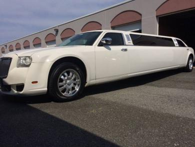 For sale: 2008 Imperial Chrysler 300 Limousine