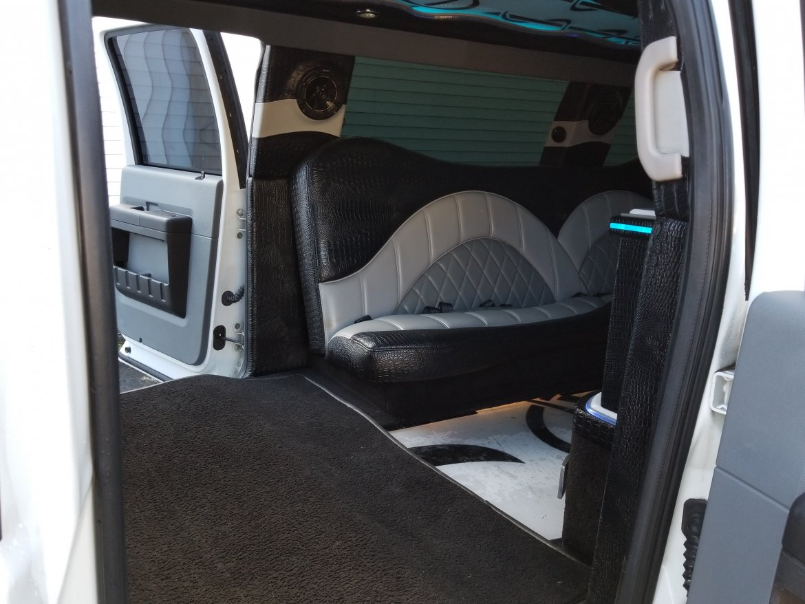 """Photo of SUV Stretch for sale: 2012 Ford F-250 180"""""""