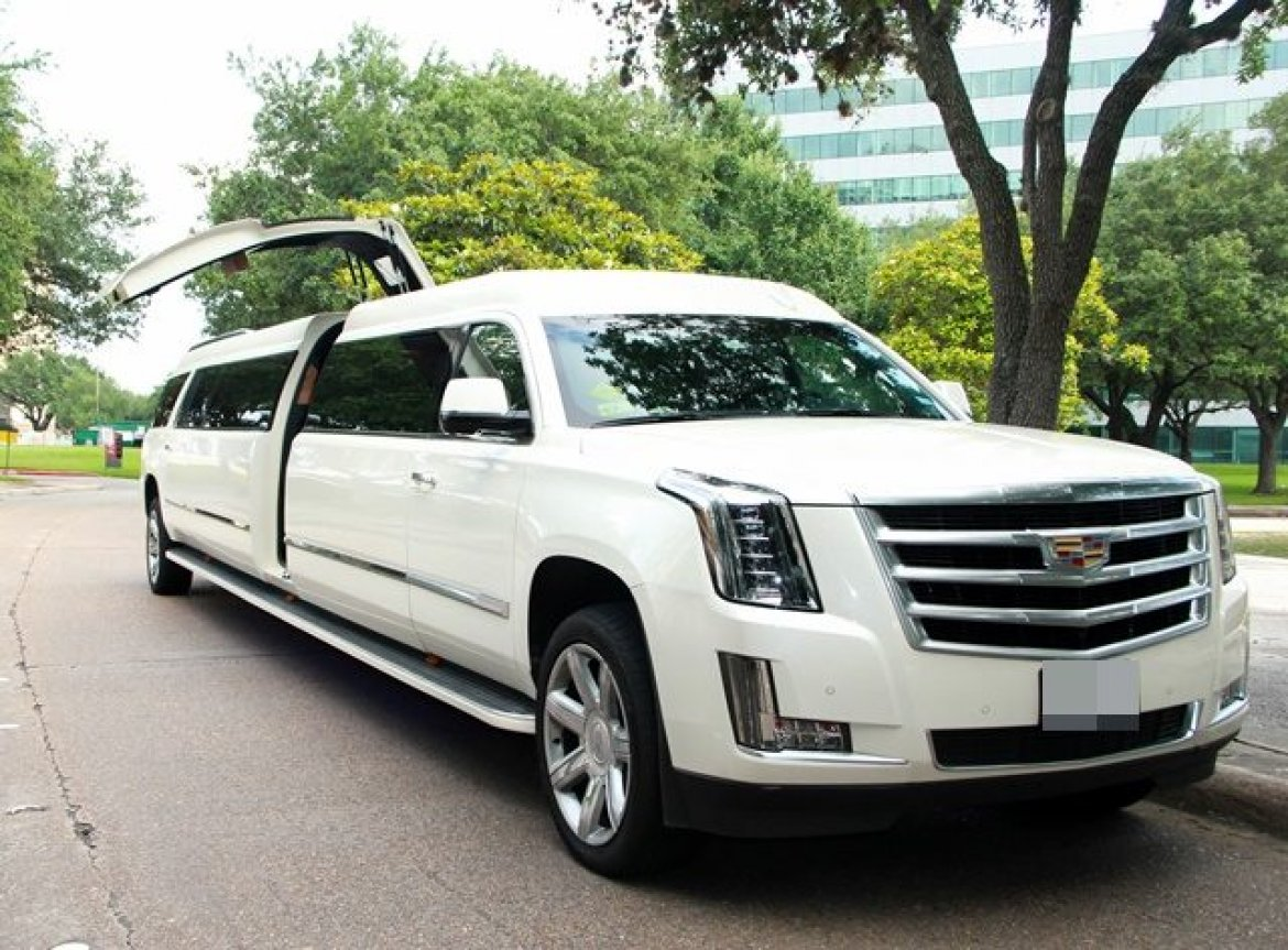 used suv stretch for sale 2015 cadillac esv in houston tx 10774 we sell limos. Black Bedroom Furniture Sets. Home Design Ideas