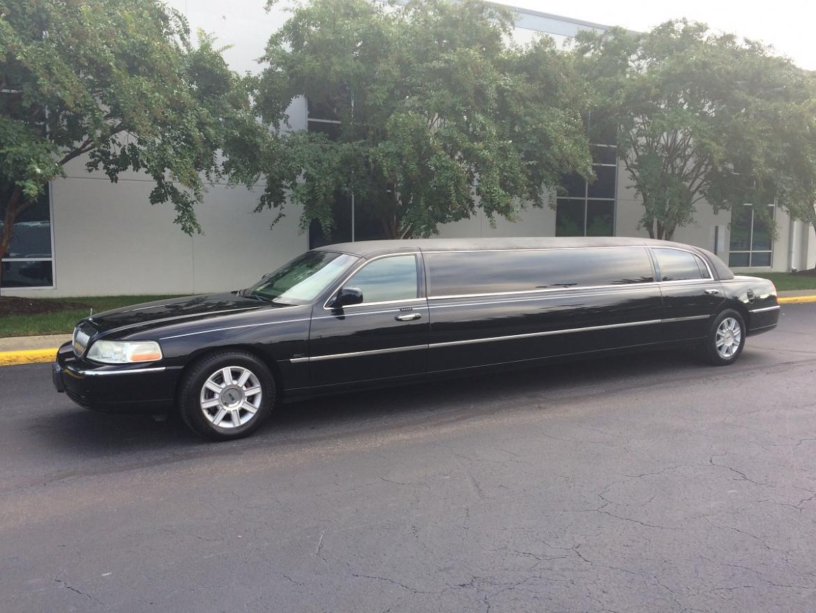 lincoln car 2007. photo of limousine for sale 2007 lincoln town car 120