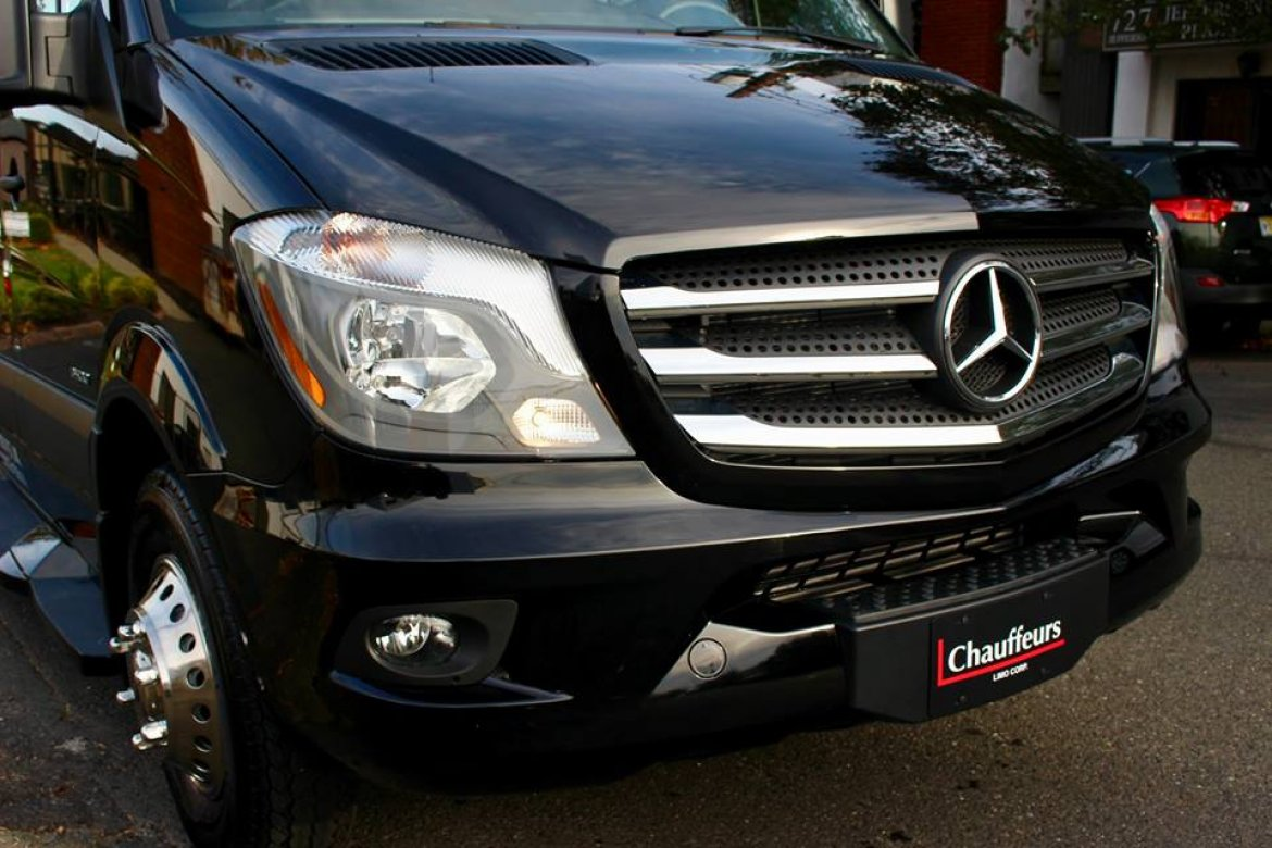 """Photo of Sprinter for sale: 2016 Mercedes-Benz Sprinter 170"""" by First Class Customs"""