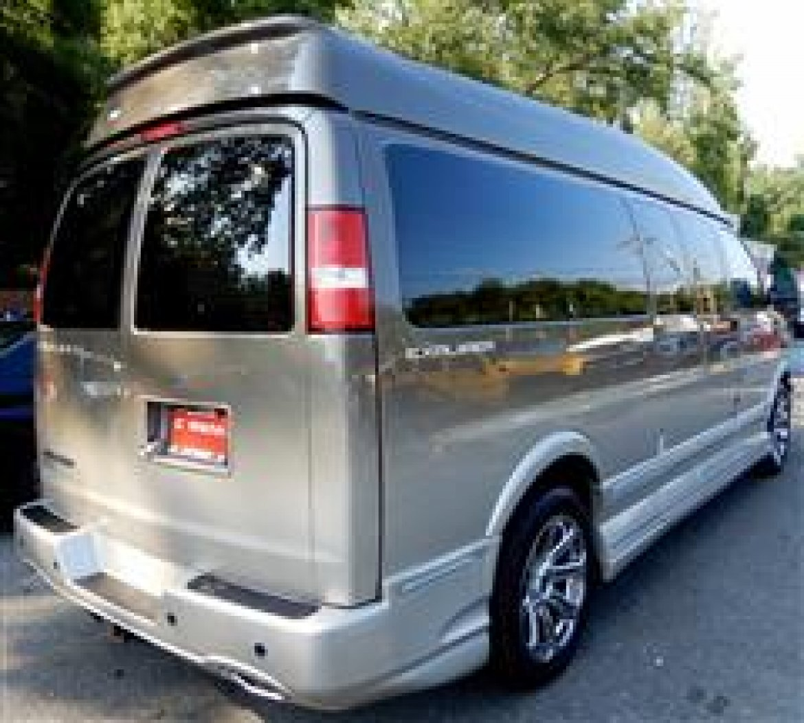 Photo of Van for sale: 2015 Chevrolet EXPRESS  by CHEVROLET