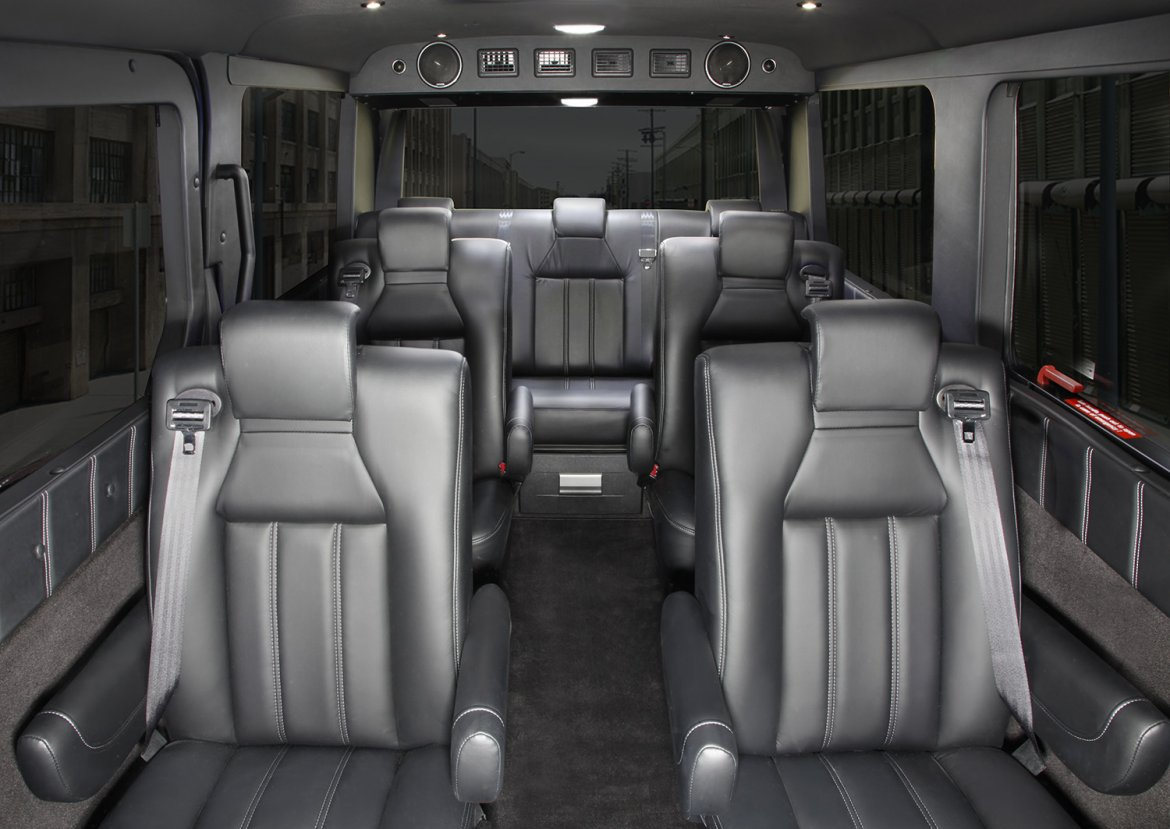 """Photo of Sprinter for sale: 2015 Mercedes-Benz Luxury 233"""" by Royale"""