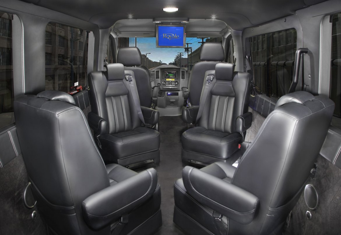 "Sprinter for sale: 2015 Mercedes-Benz Luxury 233"" by Royale"