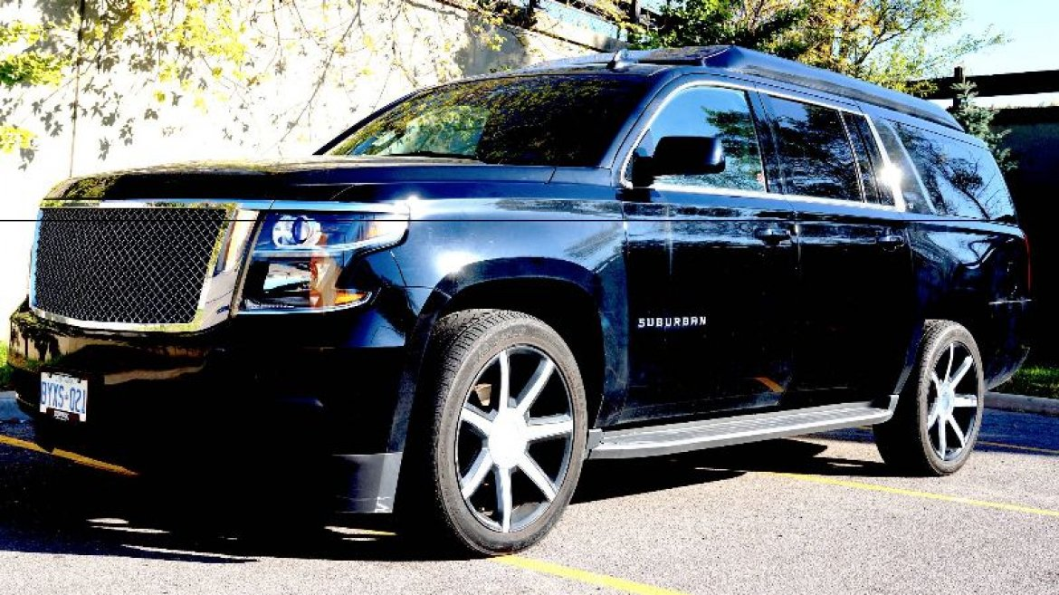 Ceo Suv Mobile Office For 2016 Chevrolet Suburban