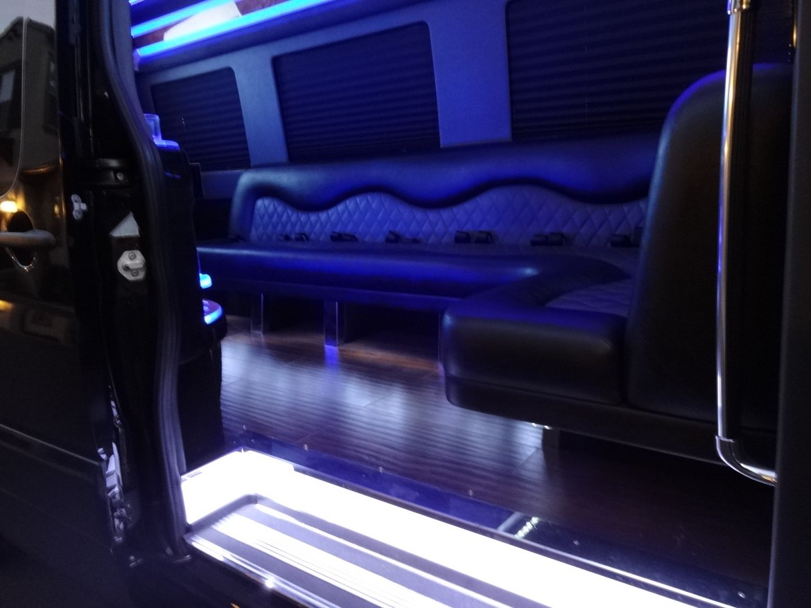 Photo of Sprinter for sale: 2014 Mercedes-Benz 3500 Limousine by Specialty Conversions SPV