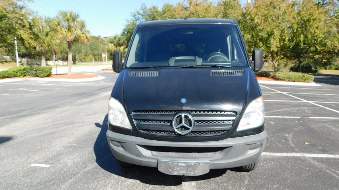 Used 2011 mercedes benz sprinter 2500 for sale ws 10814 for 2011 mercedes benz sprinter 2500