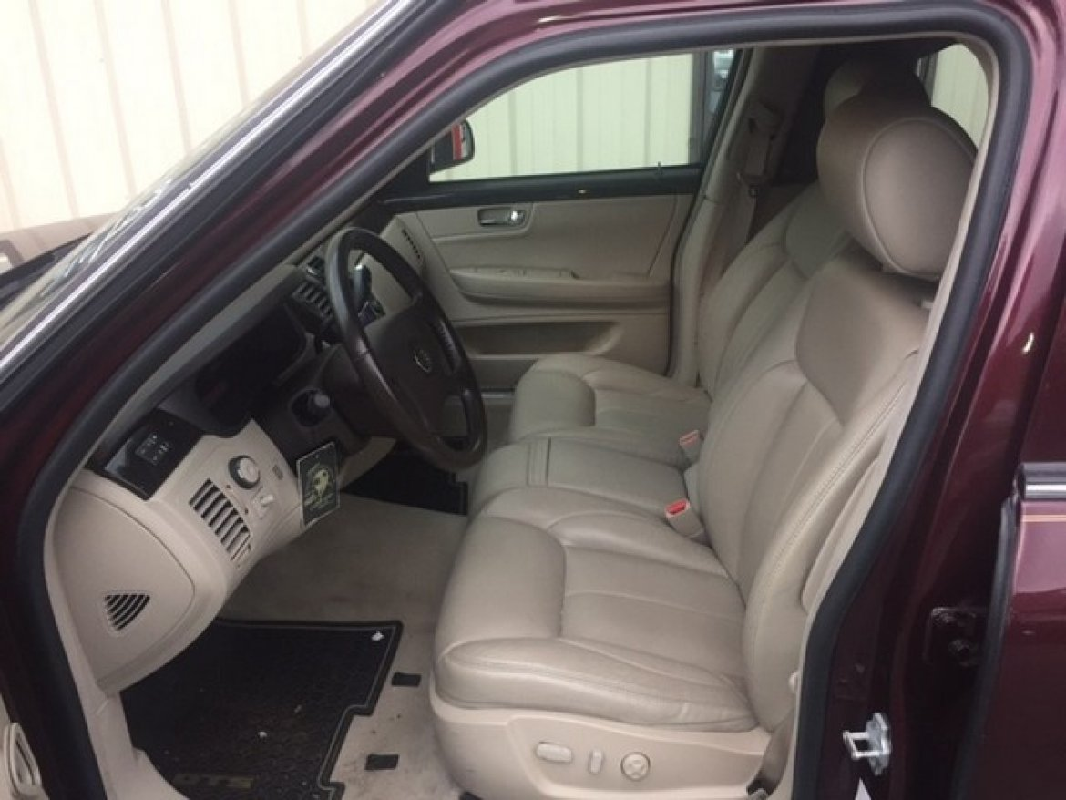 Photo of Funeral for sale: 2008 Cadillac DTS Masterpiece Hearse