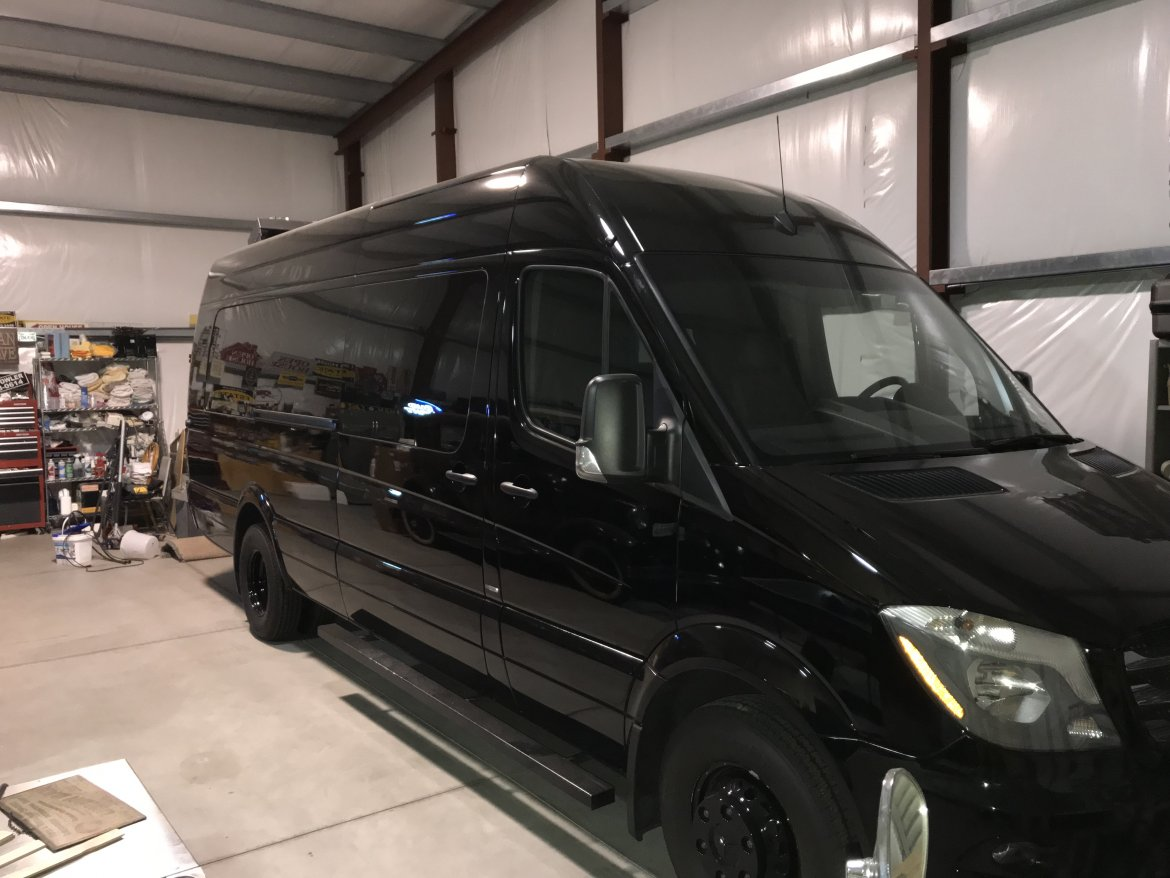 Sprinter for sale: 2014 Mercedes-Benz Limousine by unknown