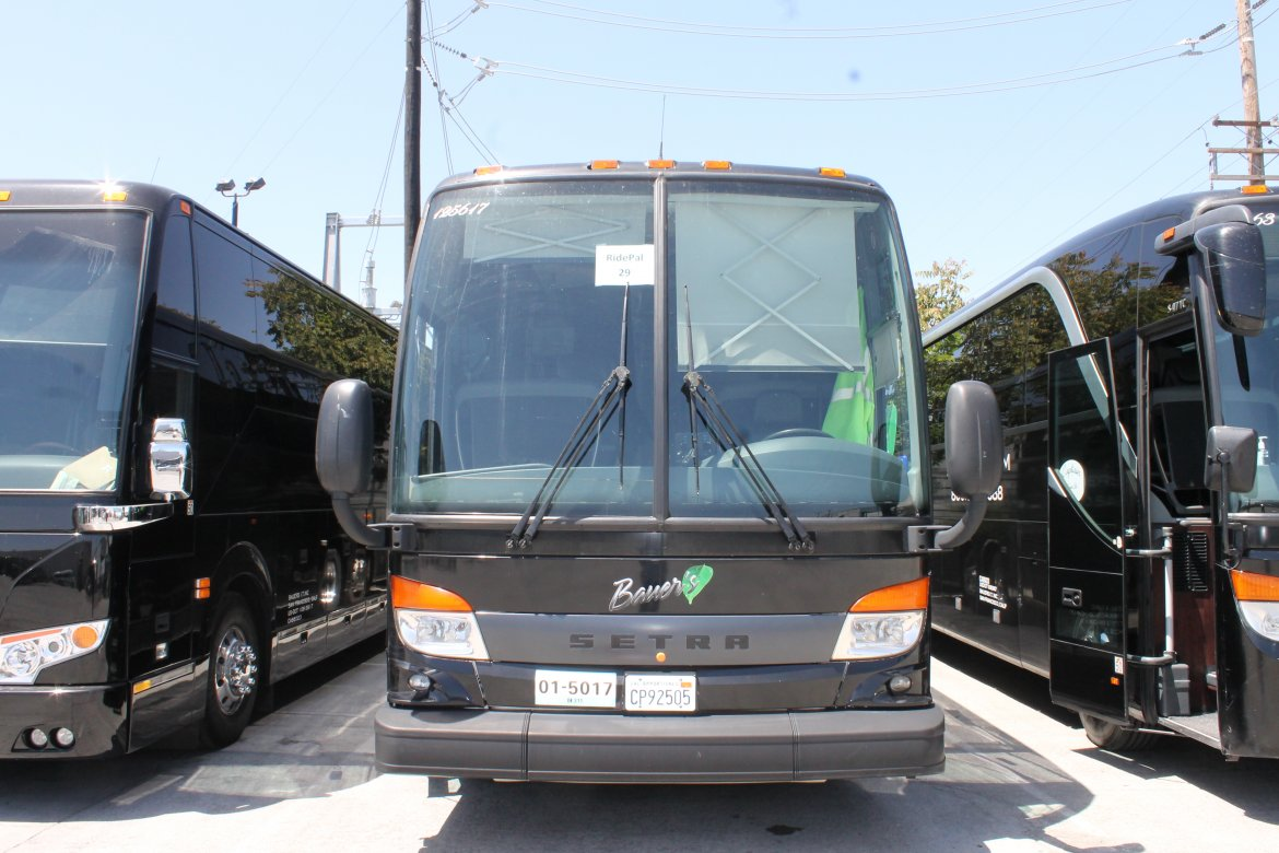 "Motorcoach for sale: 2012 Setra Coach 407cc 45"" by Mercedes Benz"