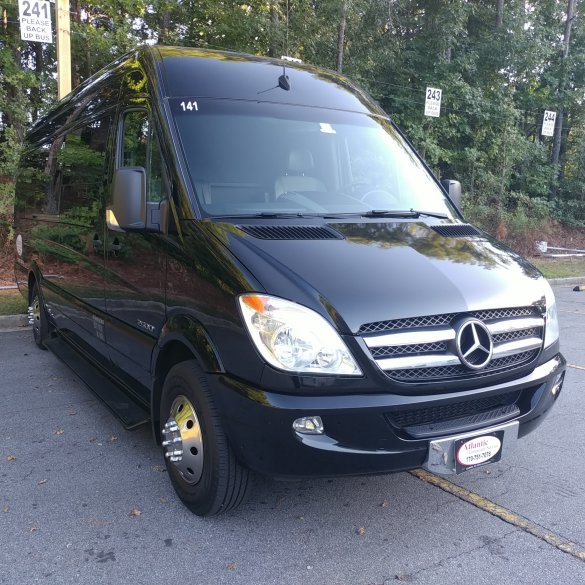 Lincoln Limo For Sale: Used 2008 Dodge SPRINTER For Sale #WS-10856