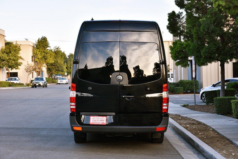 Photo of Van for sale: 2013 Mercedes-Benz Sprinter 2500 by Battista