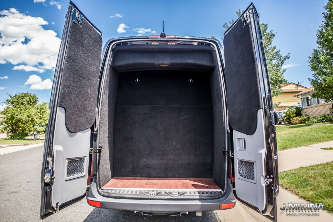 Photo of Sprinter for sale: 2015 Mercedes-Benz 3500 Sprinter van by First Class Customs