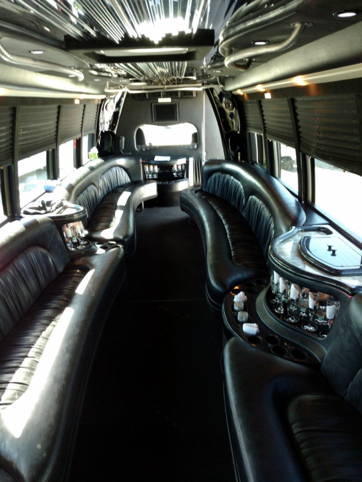 Photo of Limo Bus for sale: 2005 International KK38 by Krystal