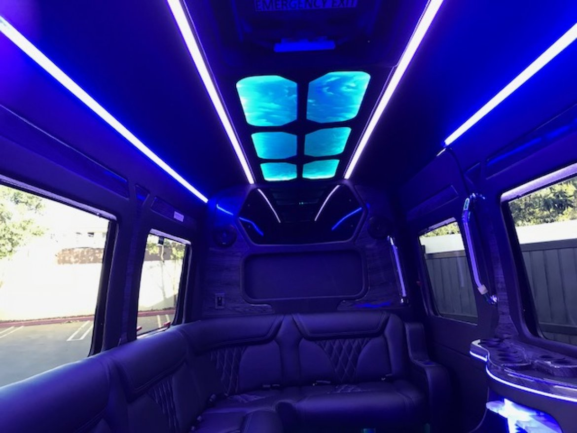 "Photo of Sprinter for sale: 2017 Mercedes-Benz Sprinter-LImo-3500 170"" Ext 2898"" by Grech Motors"
