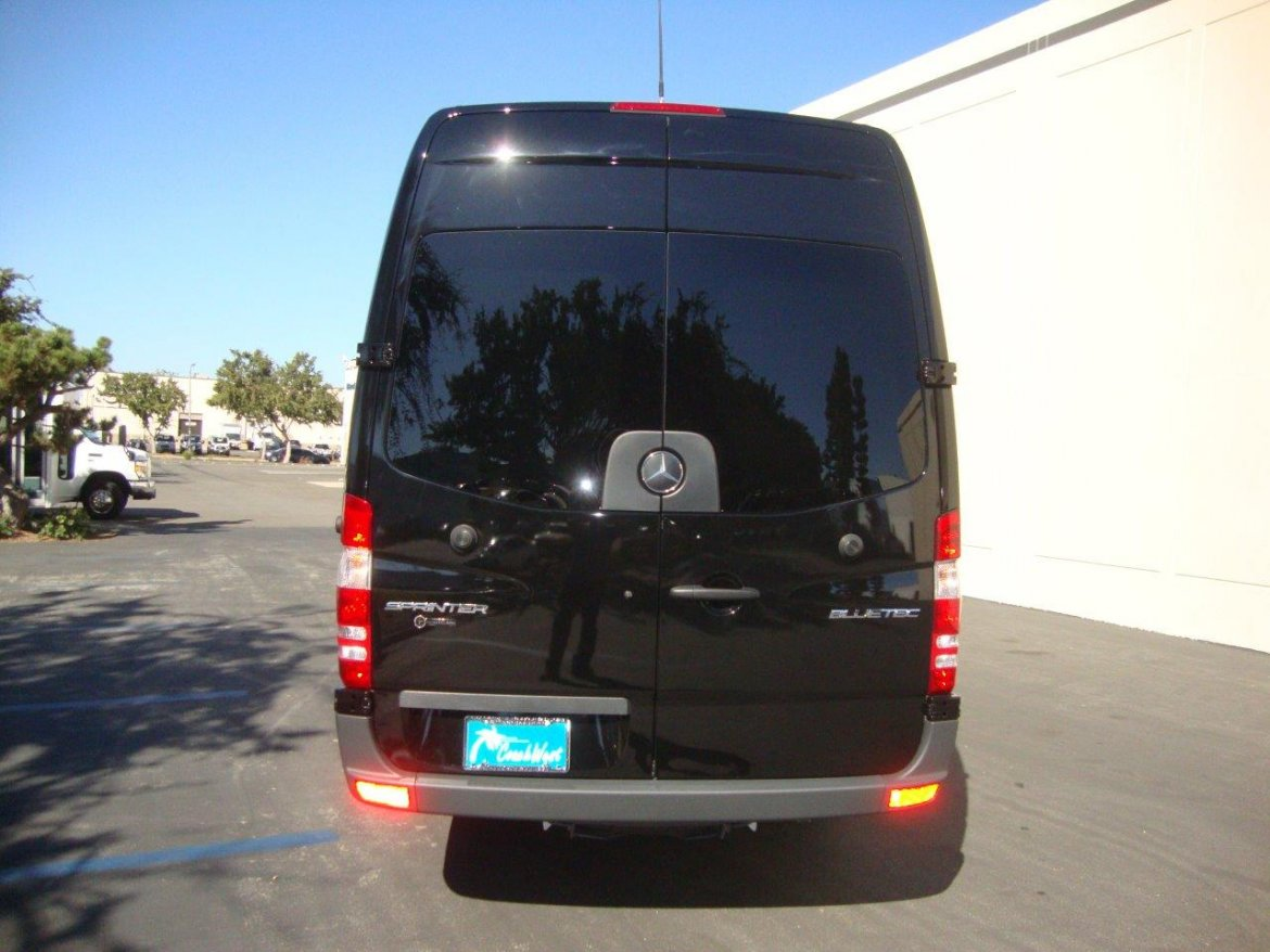 Photo of Sprinter for sale: 2017 Mercedes-Benz 3500 Shuttle by Executive Coach Builders