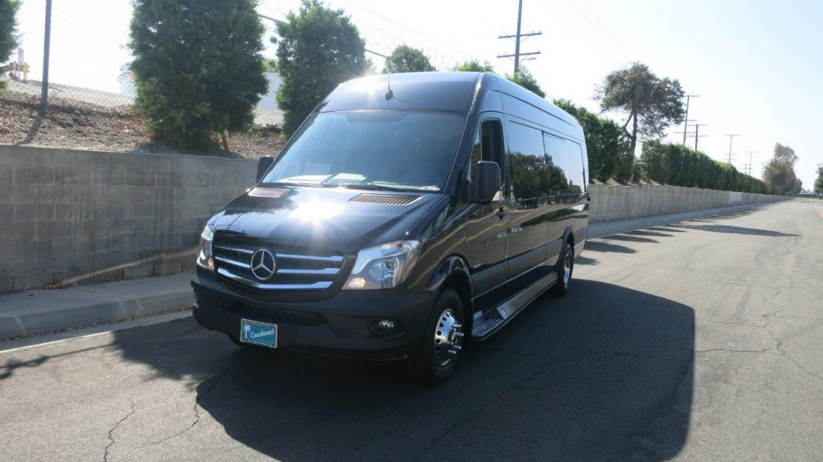 Sprinter for sale: 2016 Mercedes-Benz 3500 Sprinter by Executive Coach Builders