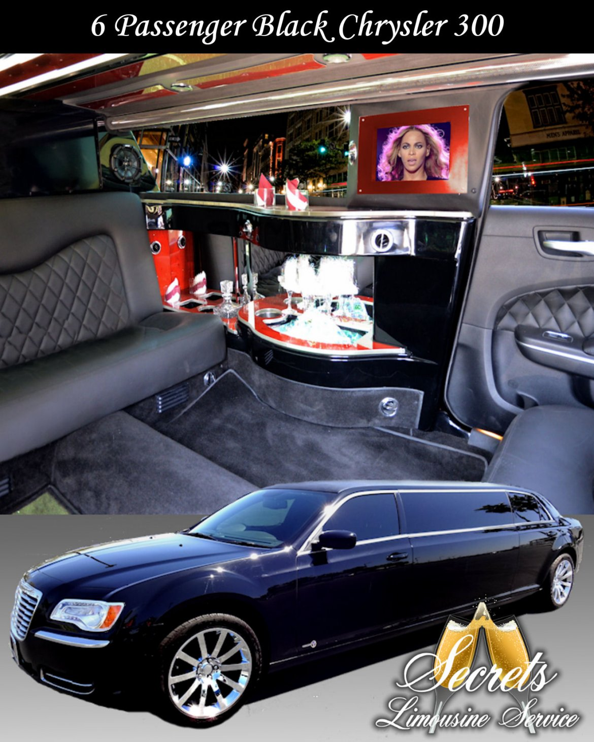 Used 2014 Chrysler 300 For Sale #WS-10878