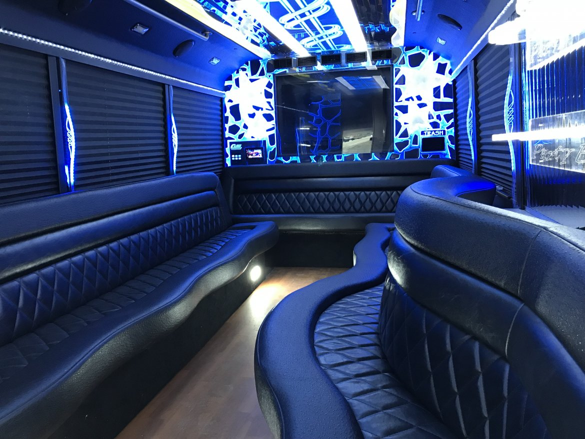 Limo Bus for sale: 2013 Ford E450  by LGE Coachworks