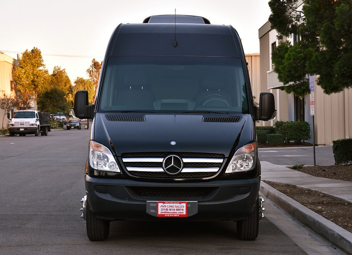 Used 2013 mercedes benz sprinter 3500 for sale ws 10884 for Mercedes benz 3500 sprinter