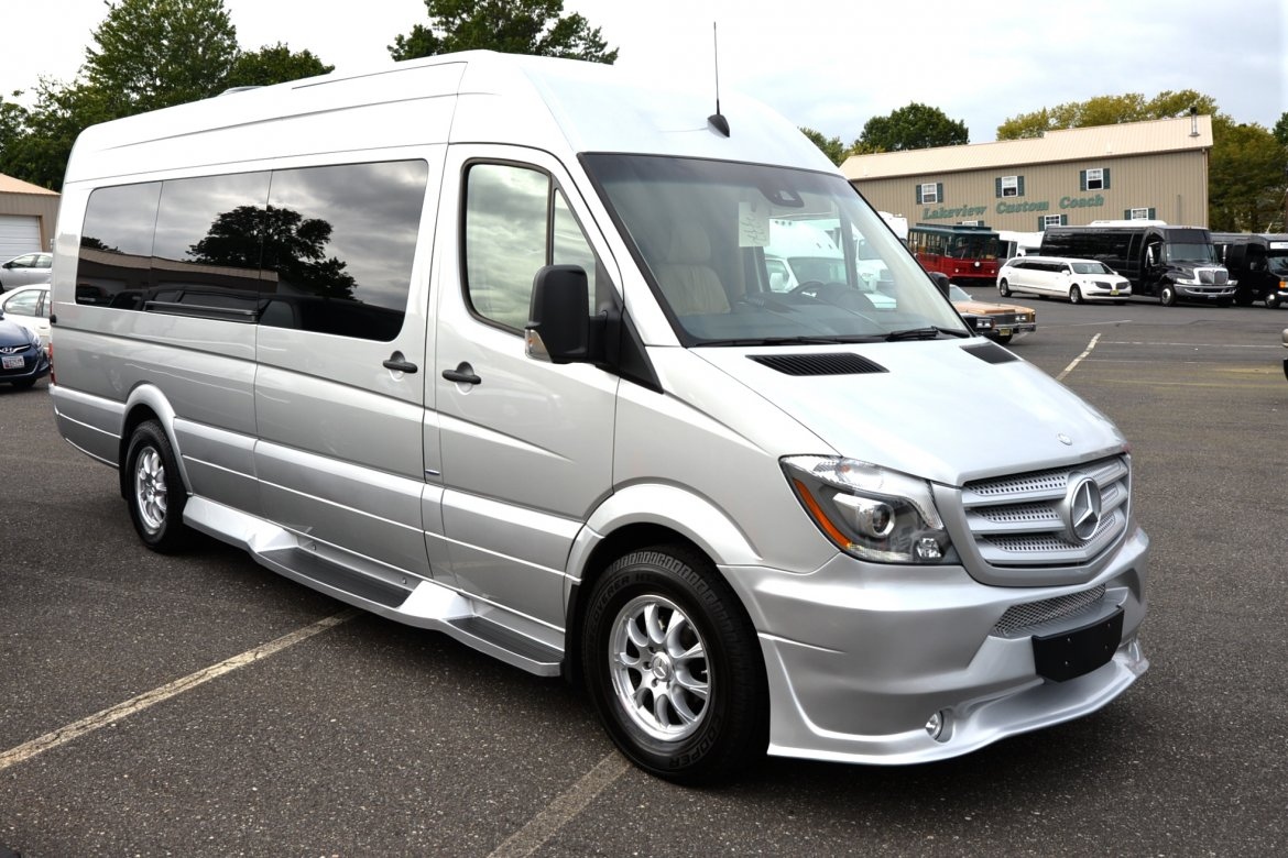 used 2015 mercedes benz sprinter 2500 for sale ws 10887 we sell limos. Black Bedroom Furniture Sets. Home Design Ideas
