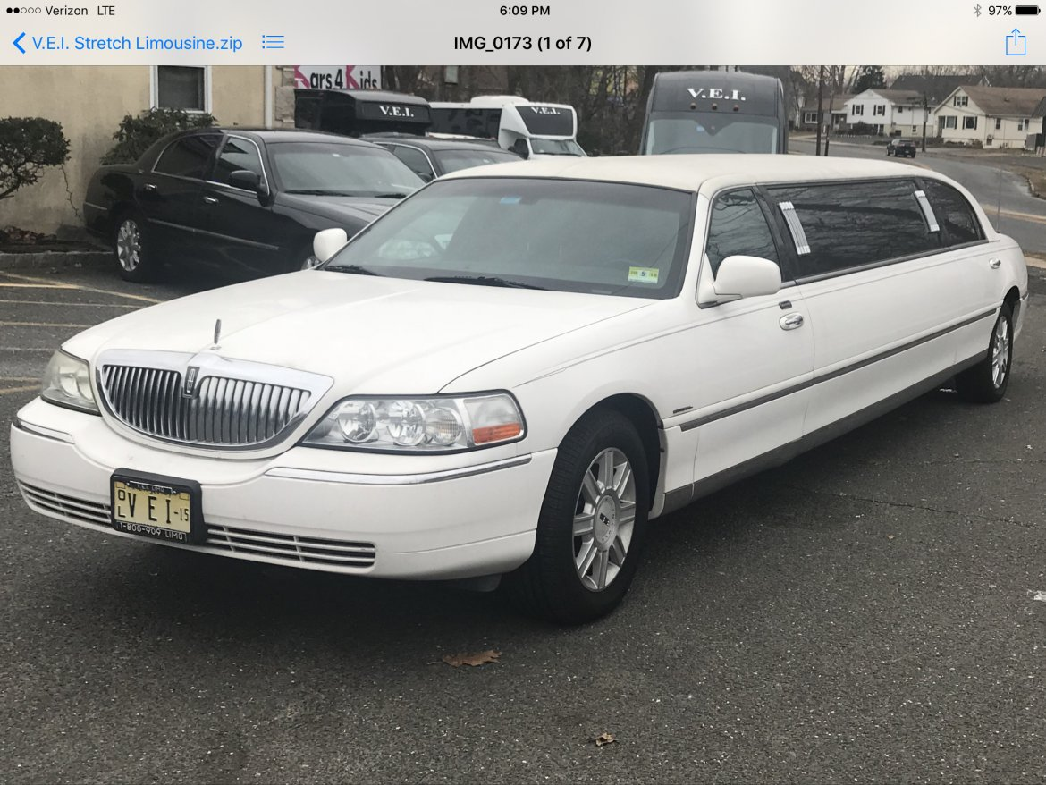 Used 2007 Lincoln Town Car For Sale Ws 10888 We Sell Limos