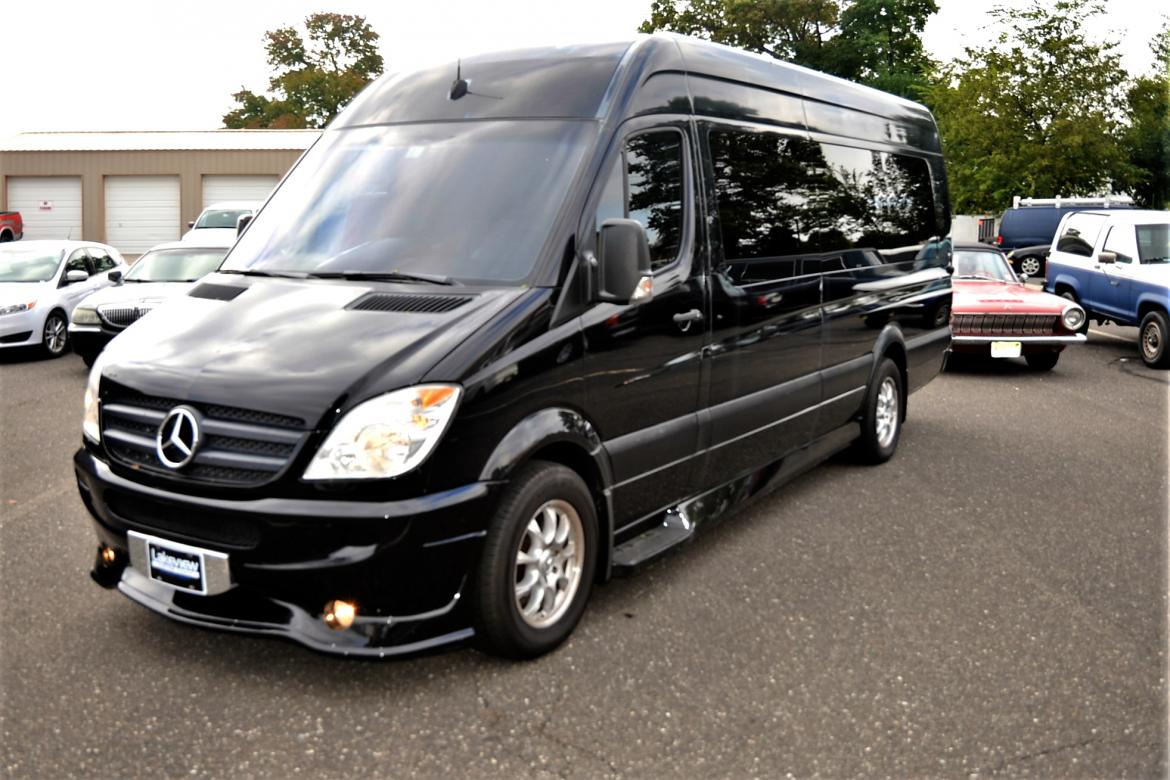 Used 2010 Freightliner Sprinter 2500 For Sale Ws 10089