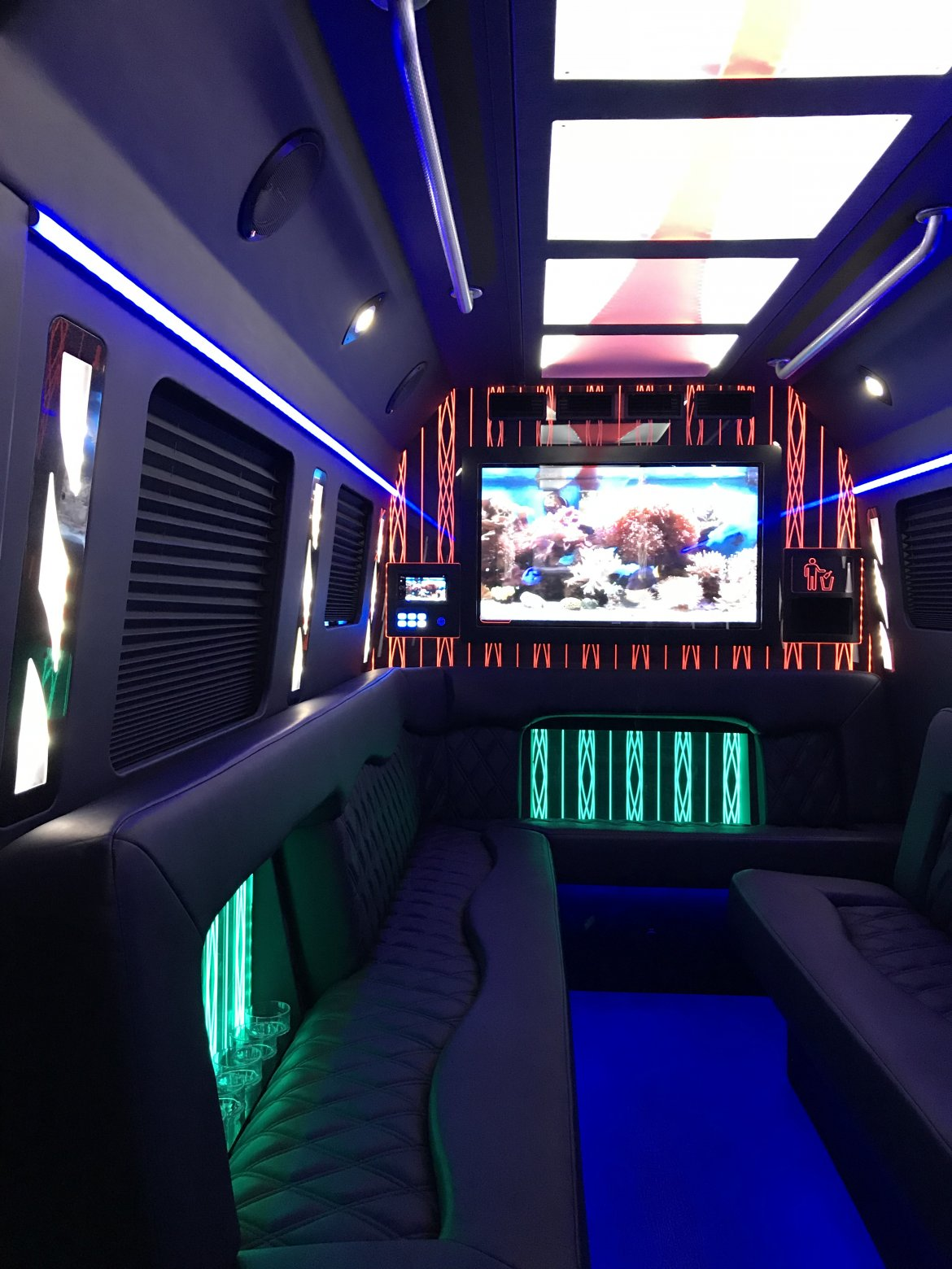 Photo of Sprinter for sale: 2017 Mercedes-Benz 3500 by LGE Coachworks