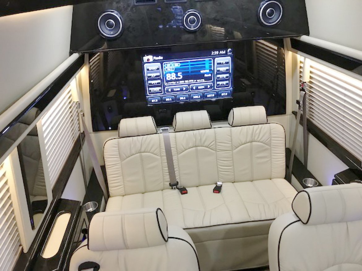 """Photo of Sprinter for sale: 2017 Mercedes-Benz Sprinter 2500 2458"""" by Midwest"""