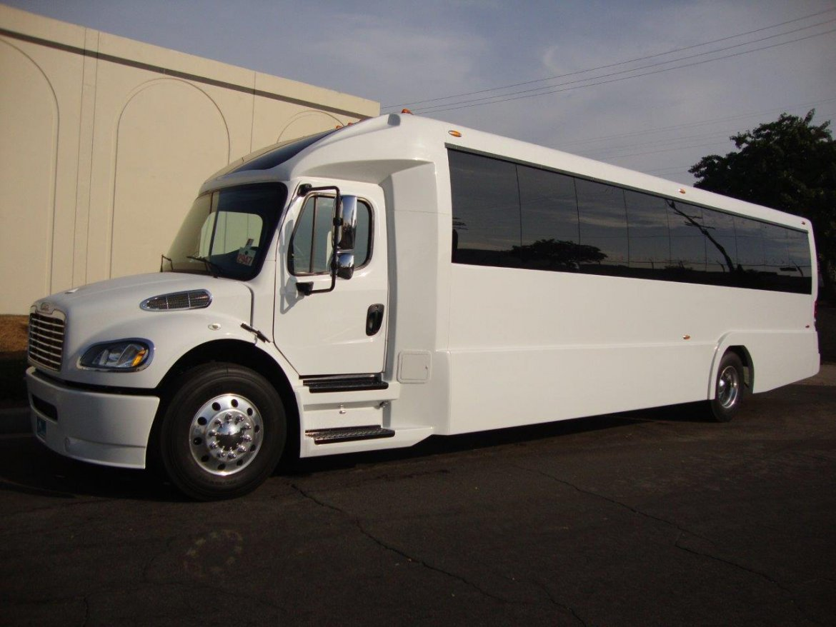 2017 Ford Transit 350 Xl >> New 2017 Freightliner M2 ECoach40 for sale #WS-10911 | We