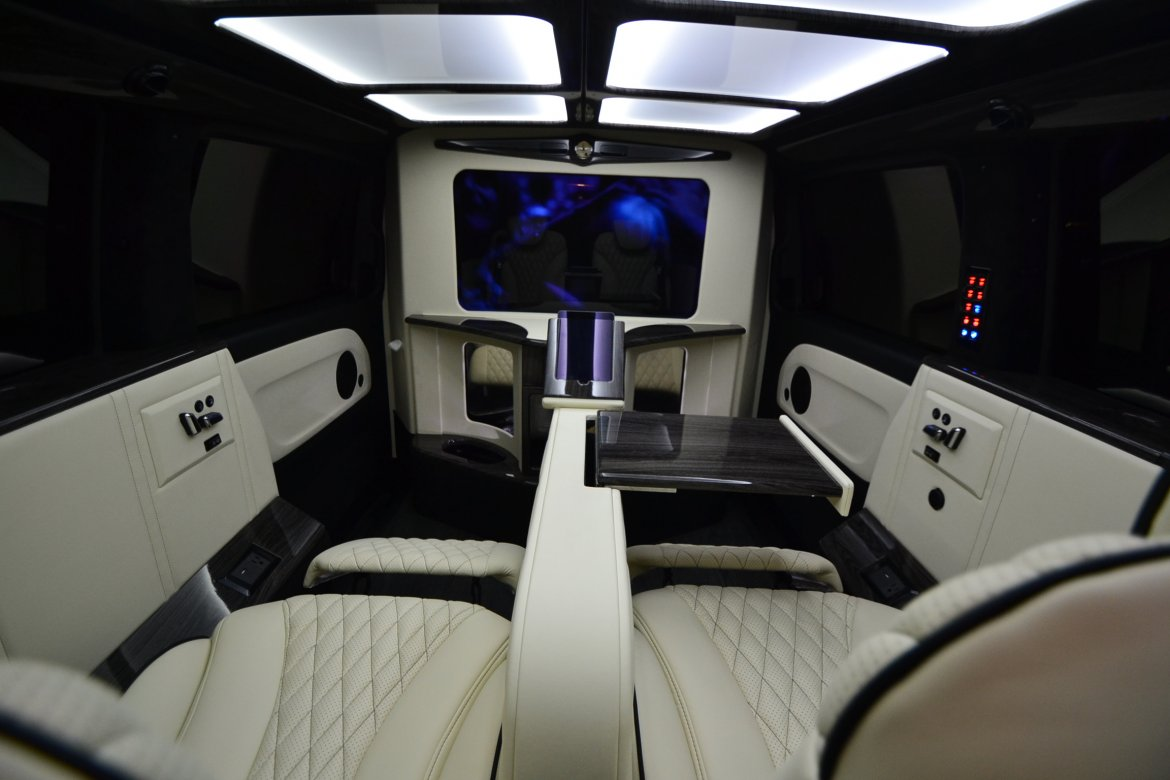 Photo of Sprinter for sale: 2017 Mercedes-Benz Metris by First Class Customs