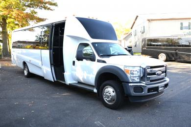 For sale: 2014 Grech Motors Ford F-550 Shuttle Bus