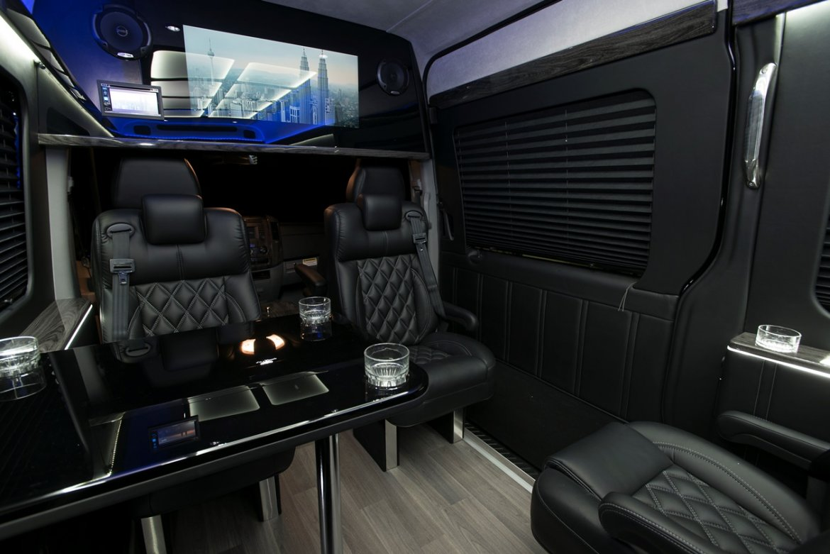 "Photo of Sprinter for sale: 2017 Mercedes-Benz Sprinter 3,500 Super Single 170"" by First Class Customs"