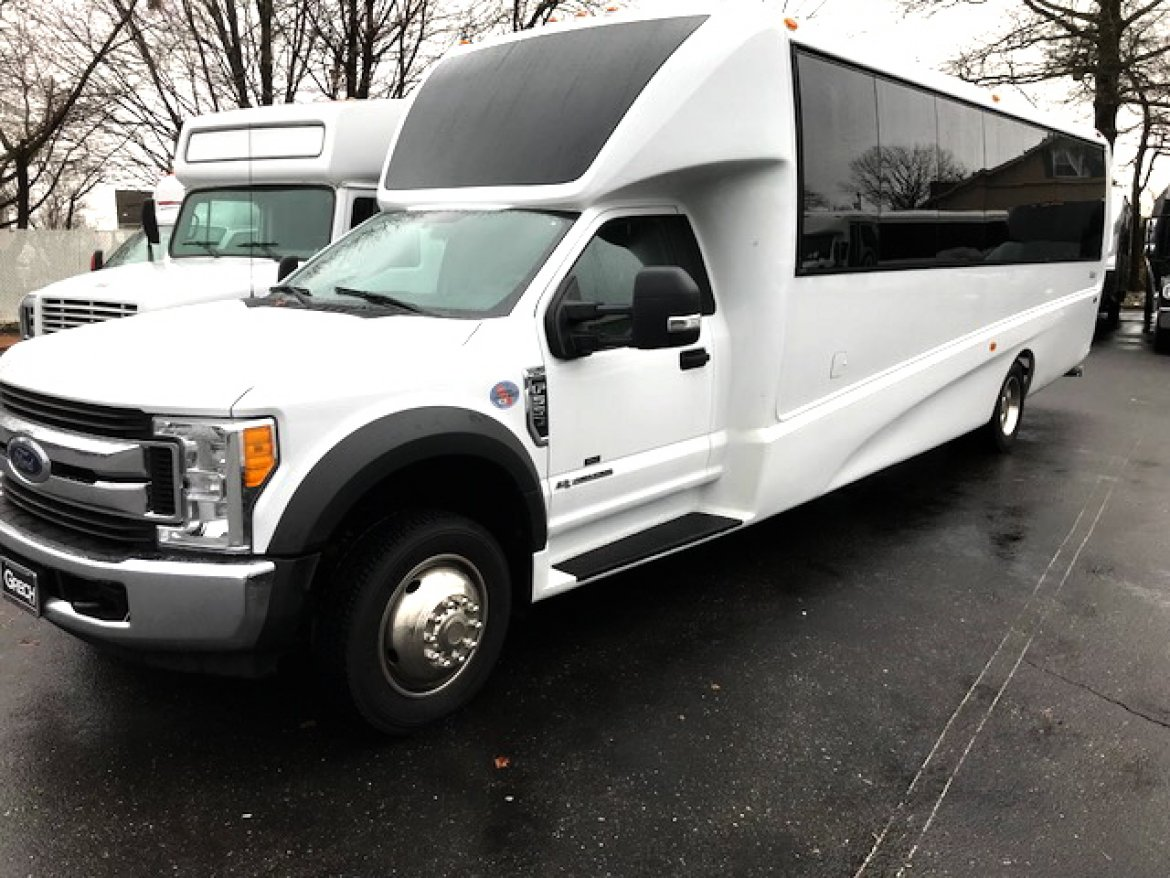 "Limo Bus for sale: 2018 Ford F-550 34"" by Grech Motors"