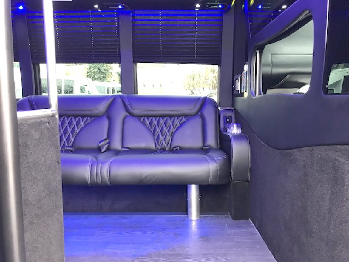 "Photo of Limo Bus for sale: 2018 Ford F-550 34"" by Grech Motors"