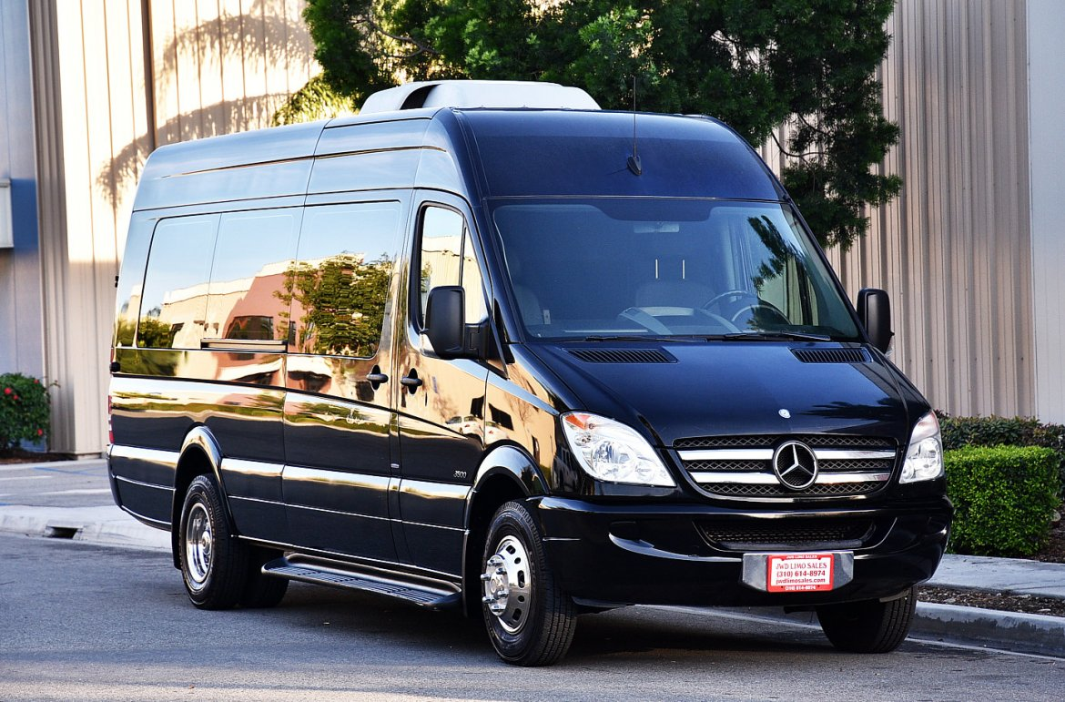 Photo of Sprinter for sale: 2013 Mercedes-Benz Sprinter 3500 by Royale