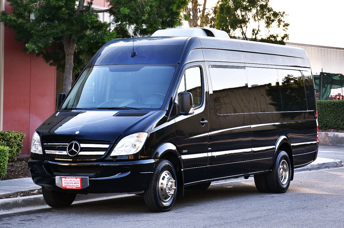 used 2013 mercedes benz sprinter 3500 for sale ws 10932 we sell limos. Black Bedroom Furniture Sets. Home Design Ideas