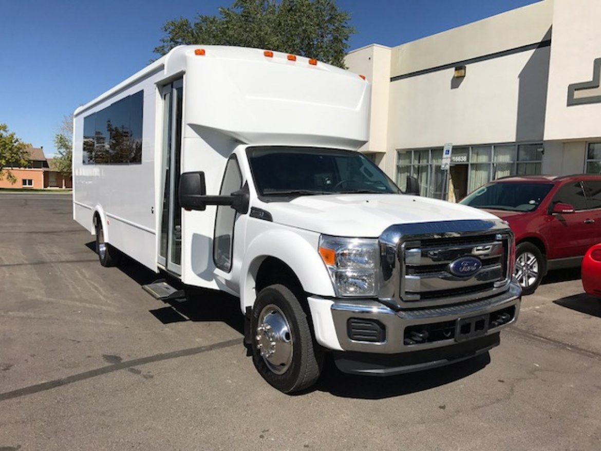 Limo Bus for sale: 2015 Ford F550 by Designer Coach