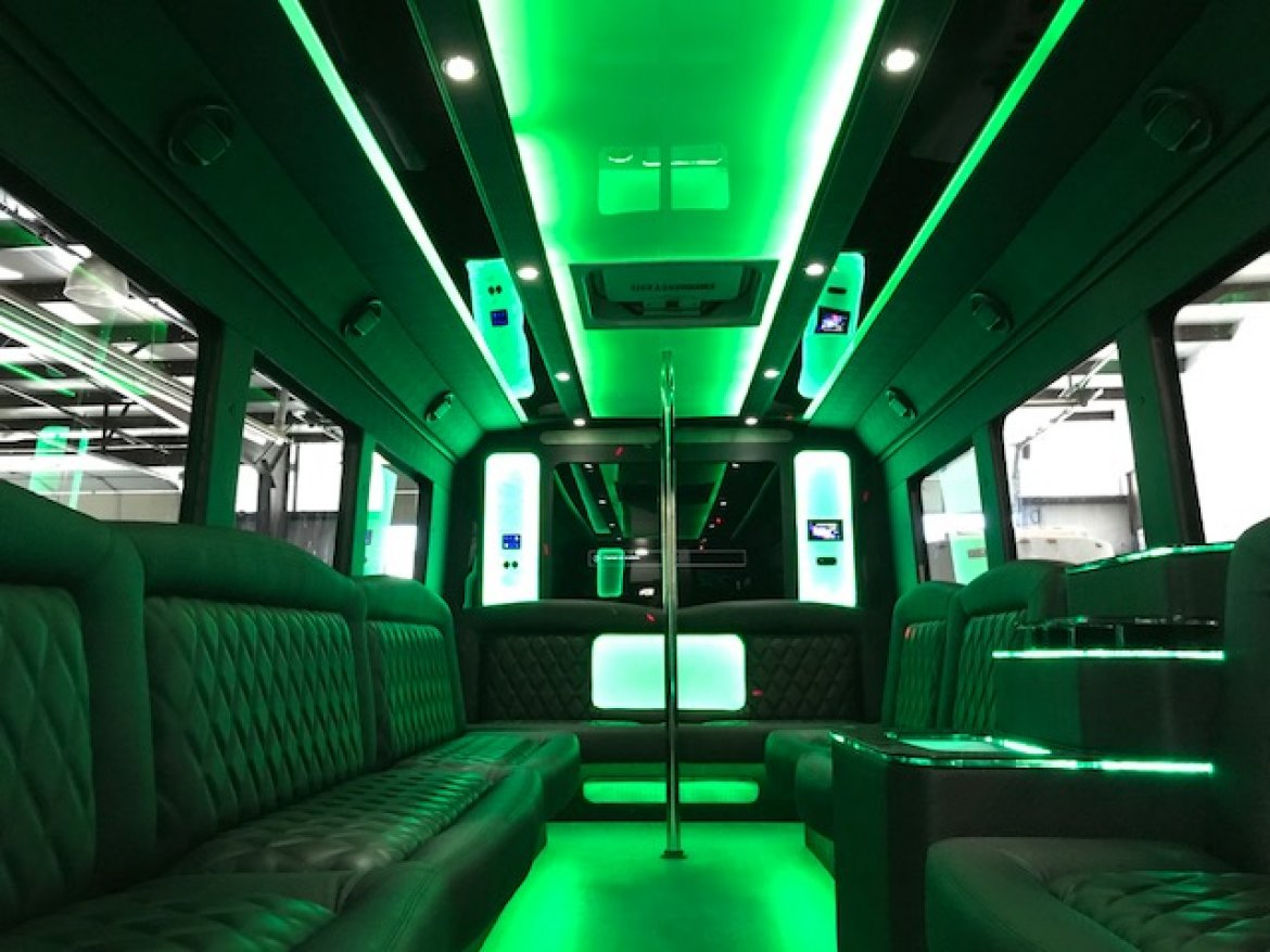 Photo of Limo Bus for sale: 2015 Ford F550 by Designer Coach