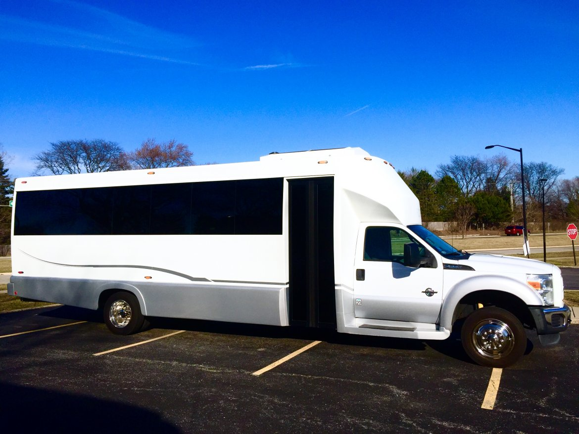 Limo Bus for sale: 2012 Ford F550 LimoBus by Tiffany