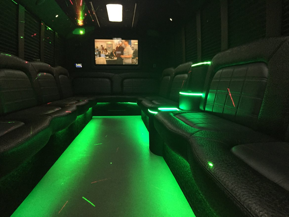 Photo of Limo Bus for sale: 2012 Ford F550 LimoBus by Tiffany